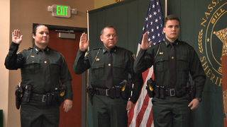 Heroes, public servants honored by Nassau County Sheriff's Office