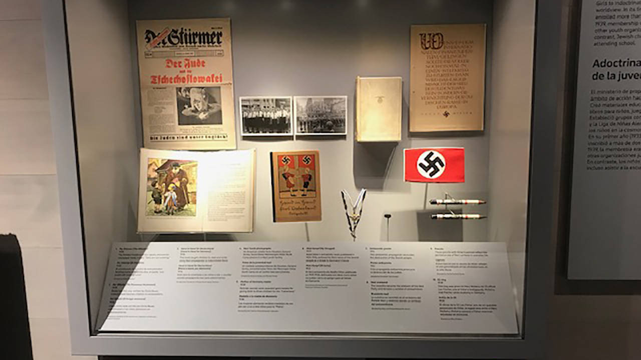 New Houston Holocaust Museum 2