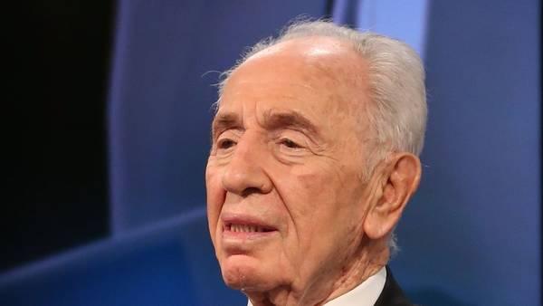 Image: Former Israeli Prime Minister Shimon Peres dead at 93