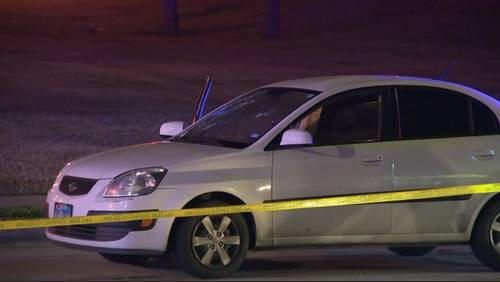 Woman shot in face after dropping someone off at Hastings HS, police say
