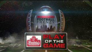 Friday Football Frenzy Play of the Game: Sept. 21, 2018