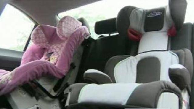 Child Car Seat Inspection Station Locator Helps Parents