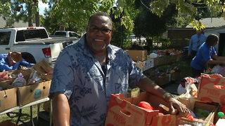Couple spends retirement giving back to their community