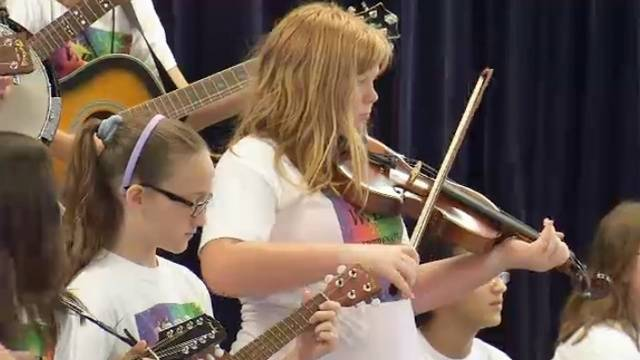 Students Win Instruments For Music Essays