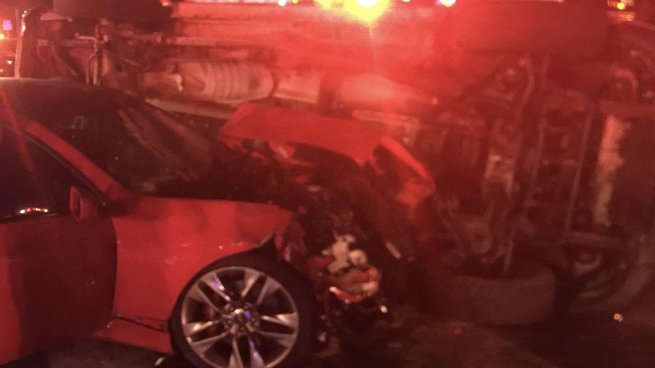 Ocala car crash 3 kids hurt