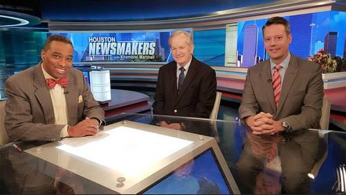Houston Newsmakers for Dec. 9: Final week of celebration of life of President Bush