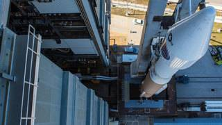 Weather cold, but good for ULA Air Force satellite launch Thursday