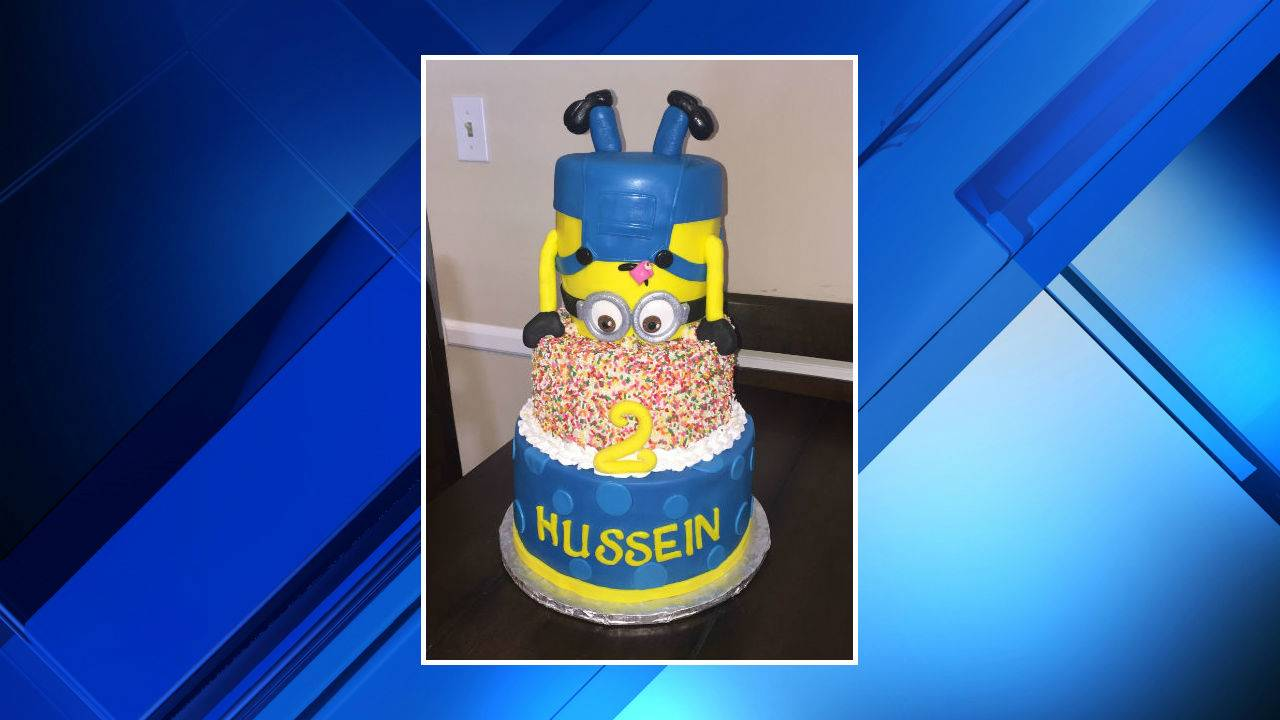 For The Love Of Sugar Bakery Minions cake