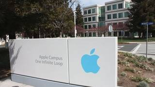 Apple building second US corporate campus