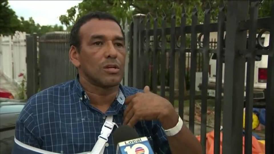 Jairo Linarte victim in Hialeah road rage