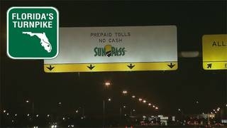 Tolls on Florida's Turnpike to rise slightly beginning Wednesday