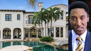 Scottie Pippen says former tenants trashed his Fort Lauderdale mansion