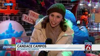Candace Campos pinpoints ICE! at Gaylord Palms