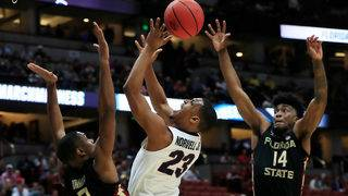 Top-seed Gonzaga defeats Florida State in Sweet 16 rematch