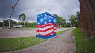 More 'mini murals' to go up around Houston