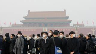 95% of world's population breathing unhealthy air, says new report