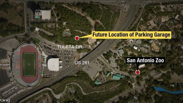 City Council approves construction on parking garage for SA...