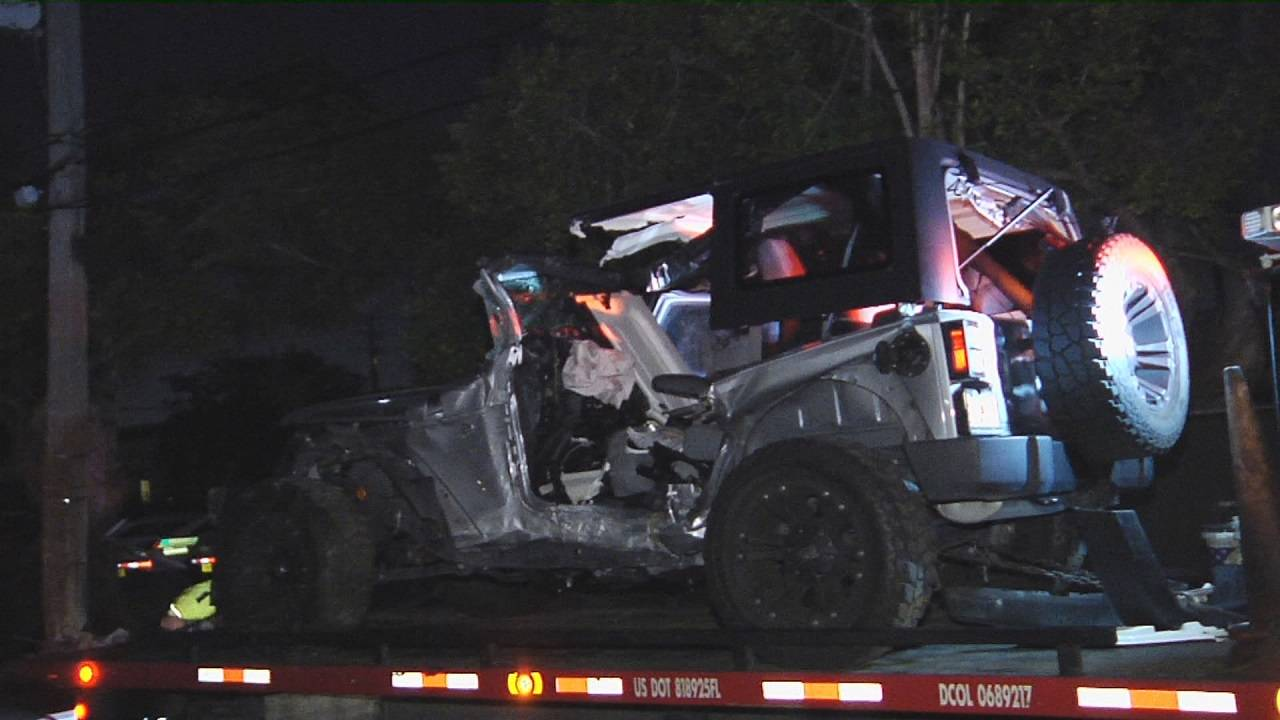 Son of University of Miami pitching coach killed in Jeep crash