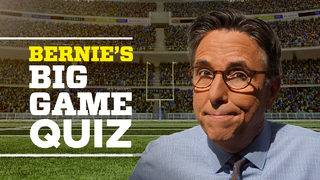 Bernie's Big Game Quiz: Test Your Knowledge