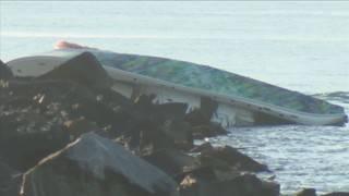 Boat slams into jetty leaving 2 dead near Government Cut