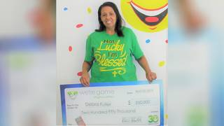 Gretna woman wins $250,000 from scratcher game