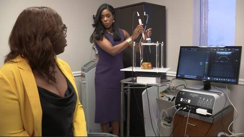 New treatment for women suffering from painful uterine fibroids