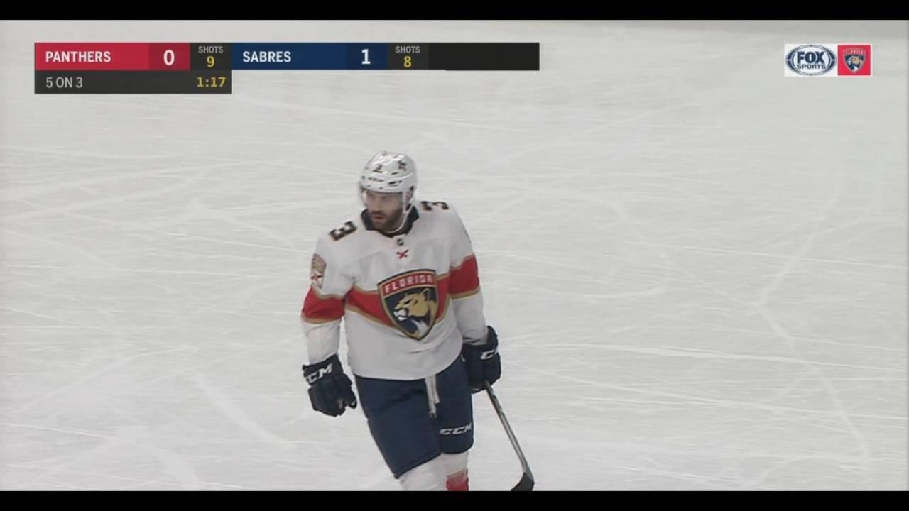 Yandle leads Panthers past Buffalo f79be2a4e