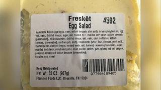 Sandwiches and salads sold at Target, Fresh Market recalled