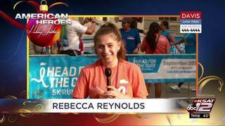 Holiday Greetings: Rebecca Reynolds