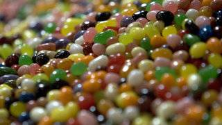 How many calories are in a Jelly Belly?