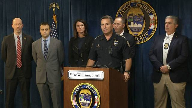JSO announces terror arrest