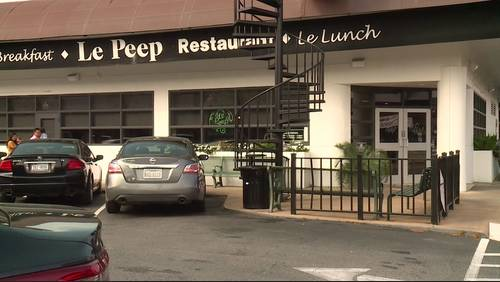 Restaurant Report Card: Food found at unsafe temperatures