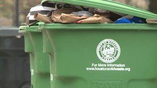 City working to resolve recycling issue