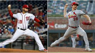 Nationals vs. Cardinals in NLCS Game 1: Time, TV schedule, game preview, score
