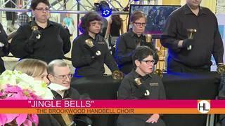 Brookwood Handbell Choir Plays Holiday Favorites