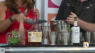 A New Take On The Classic Mint Julep