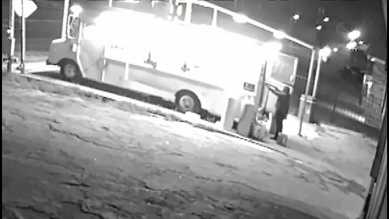 taco truck robbery surveillance photo