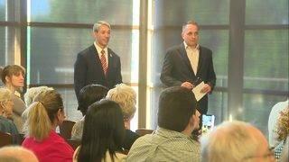 WATCH: Nirenberg, Brockhouse face off in third mayoral debate