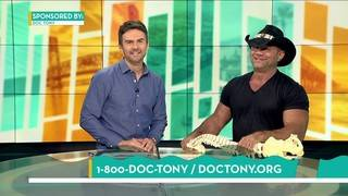 Spine Health with Doc Tony | River City Live