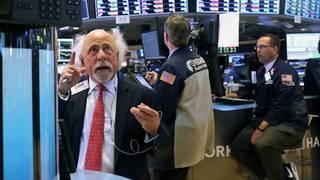 Dow soars 300 points as US-China trade tensions cool