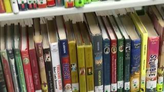 Students read nearly 18,000 books at elementary school