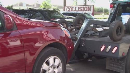 Warning for drivers: How to protect your property when your car gets towed
