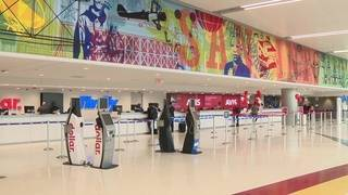 Consolidated rental car facility opens at San Antonio International Airport