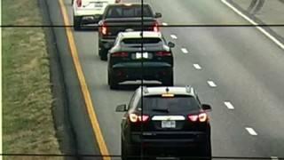 Do 'left lane' signs apply to pickup trucks?