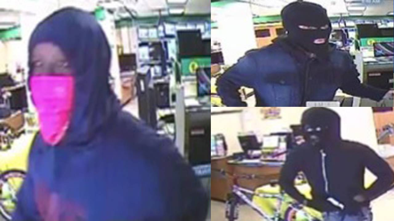 Thieves who robbed pawn shop in Miami-Dade