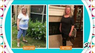 Carmen's journey to lose weight