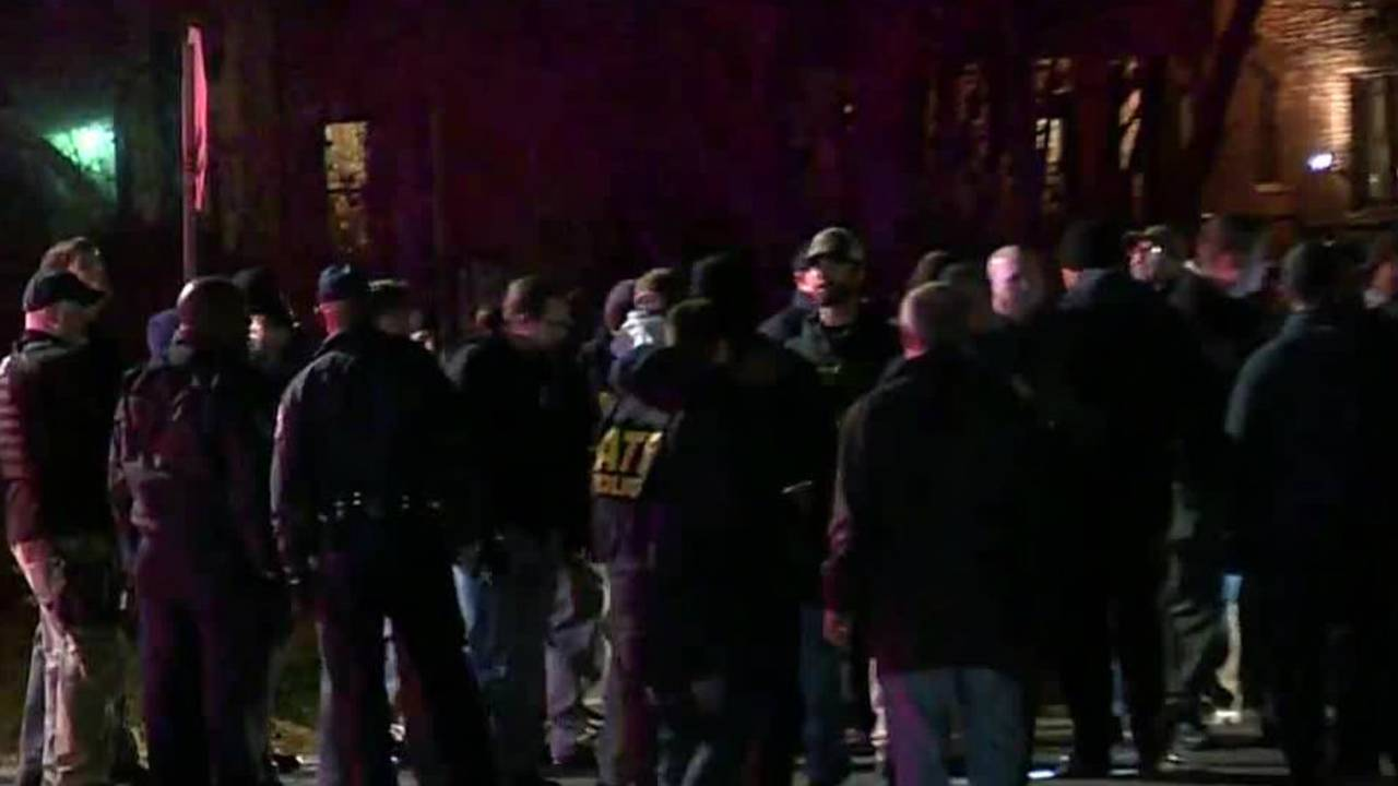 Wayne State officer shot in head in Detroit