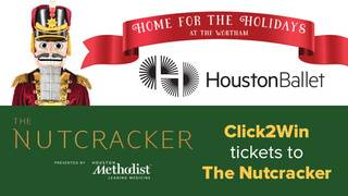 Click2Win tickets to The Nutcracker!