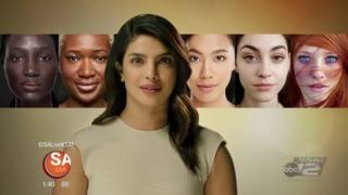 Actress Priyanka Chopra Jonas talks to Jen about Skinclusion