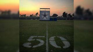 Greg Simmons' Cowboys Camp Blog: Another camp officially in the books